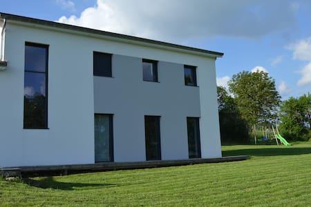 MAISON OSSATURE BOIS AU CALME dans LES VOSGES - Lignéville - Earth House