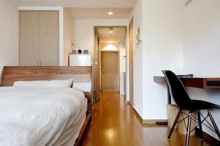 BIG BRAND BED&BEST AUDIO Shinjuku_1 - Appartement