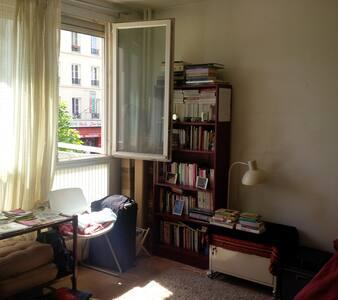 charmant studio cosy et clair