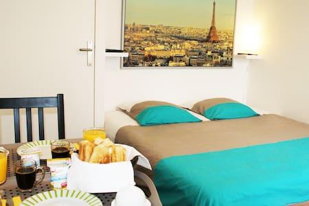 PARIS PETIT DÉJEUNER INCLUS - Paris
