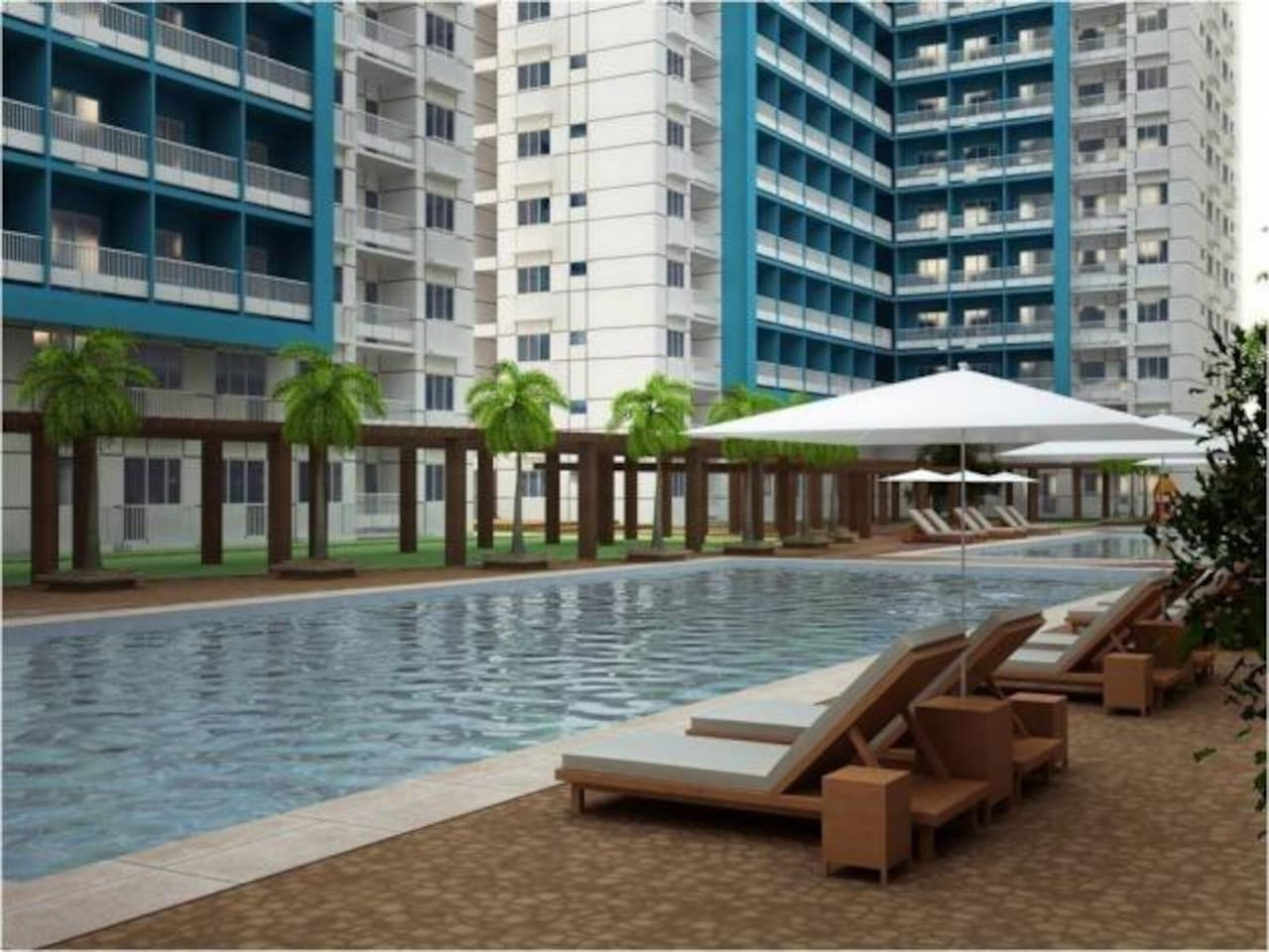 Sea Residences #1 (Mall of Asia)