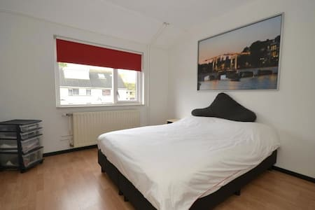 Nice and clean room is available for rent for 30min from Amsterdam.
