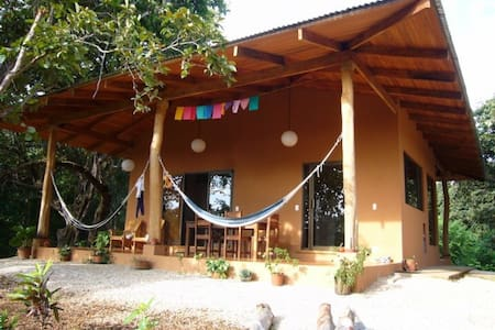 Cozy jungle house in Playa Negra - Los Pargos - Ház