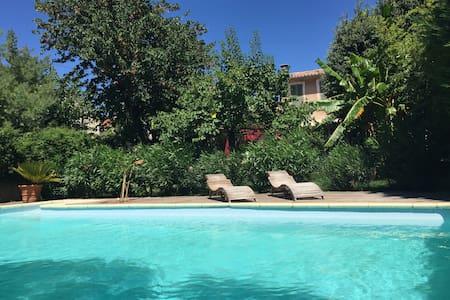 Villa provençale avec piscine - Toulon - Villa