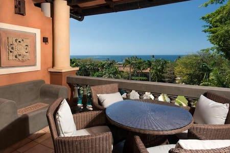 3 Bedroom Oceanfront Penthouse