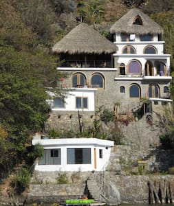 Part of a House On Lake Atitlan - Dom