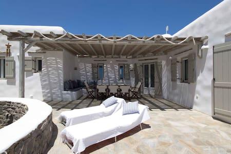"""Terra Libera"" villa with 3 bedrooms - Kostos - Villa"
