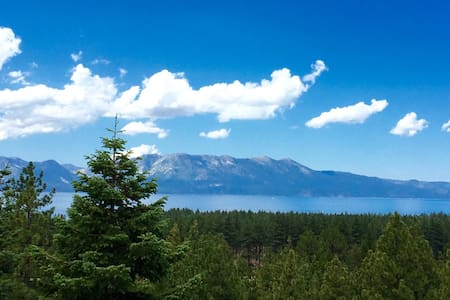 S.Lake Tahoe VIEWS & LOCATION!!! - Zephyr Cove-Round Hill Village