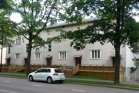 Cozy studio apartment by the beach - Kotka - Lejlighed