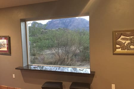 Silver Peak Casita - Birds & Herps - PORTAL - Apartment