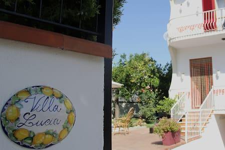 Spaziosa ed elegante casa vacanze - Capaccio-Paestum - Villa