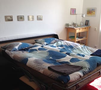 Bed & breakfast in the city centre! - Stockholm - Apartment