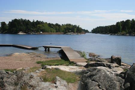 Cottage in Stockholm Archipelago - Saltsjöbaden - Cabin