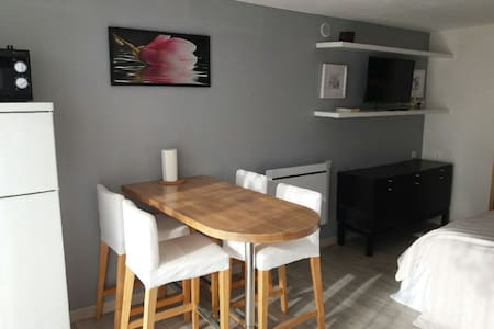 studio plein Sud +parking fermé  à Château-Gombert - Marseille - Appartement