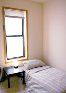 Bright room/ Nudist-Friendly abode