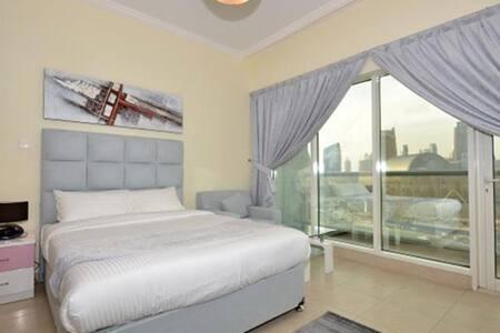 #522 Burj Al Nujoom Downtown Studio