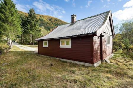 Hytte i nedre del av Myrkdalen - Voss - Cabaña