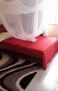 Amazing bedroom close to airport - Machakos