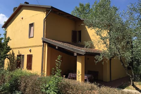 Country house centre of Tuscany - Lejlighed