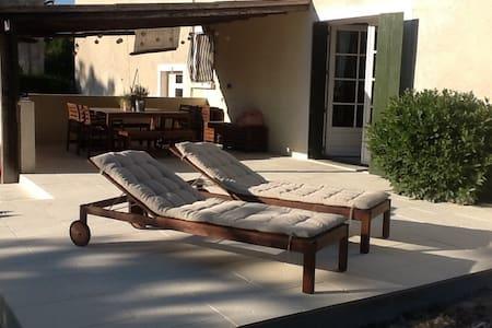 Dordogne character farmhouse + pool - Vanxains - Haus