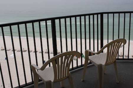 ADORABLE BEACHFRONT 1BR/1BA AMAZING VIEWS! - Panama City Beach - Condominium