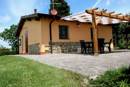 Cottage Romantic in Tuscany hills - Reggello - Cabaña