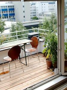 Lovely loft in Munich East - München - Apartment