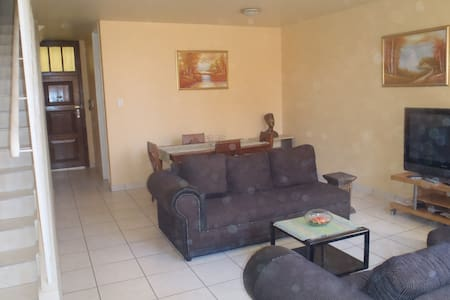 A lovely spacious two-storey Flat