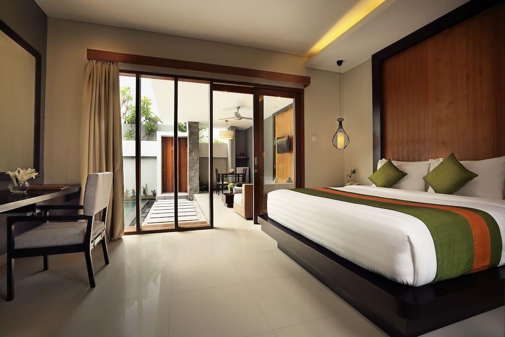 Modern 1 Bedroom Seminyak Villa