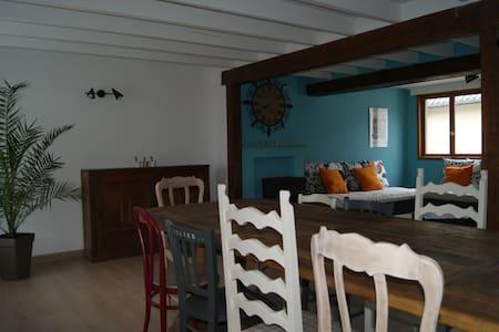 Gîte des Enfants du Soleil - Dům