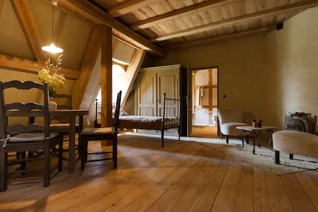 Herrenhaus Dawidy - App. Steinort - Wohnung