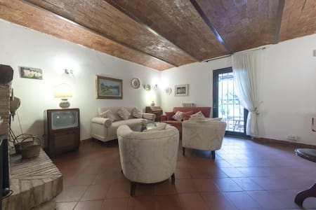 Beautiful 2 rooms in tuscan hills