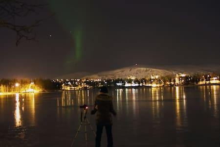 Apartment nearby Lake Prestvannet - Tromsø