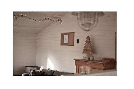 Cozy Cabin near the beach - Burgh-Haamstede - Cabin