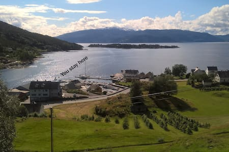Large apartment - Herand, Hardanger - Apartment