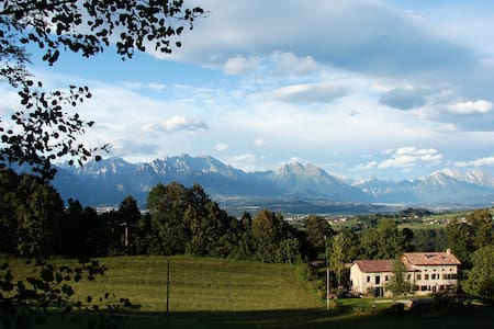 Dolomites scenery, b&b coldineve - Bed & Breakfast