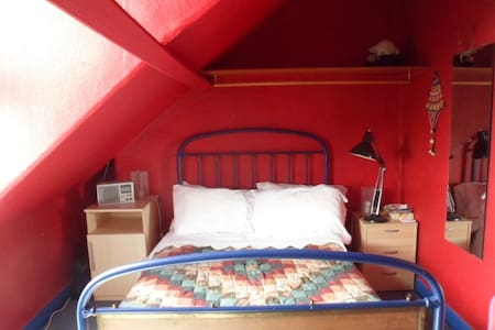 Attic room, spectacular views - Bed & Breakfast