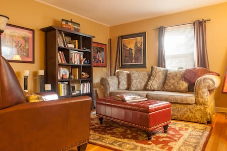 Charming Private House Close to NYC - Teaneck - Σπίτι