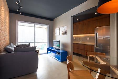 :Duplex by Architect in Pinheiros: - San Paolo - Loft