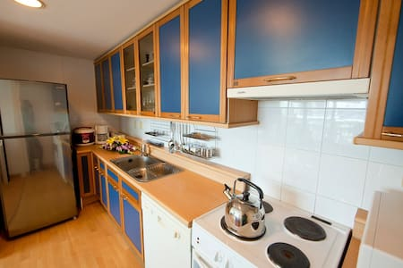 Fully Serviced-3 Bedroom Apartment