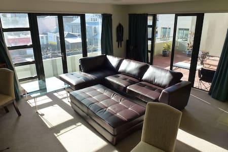 Room in nice Apartment on Cuba - Wellington - Apartmen