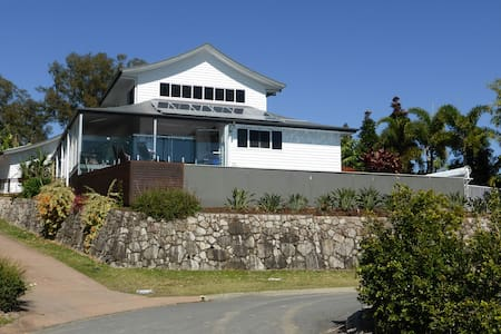 Top of the Rise, Noosa Hinterland - Casa