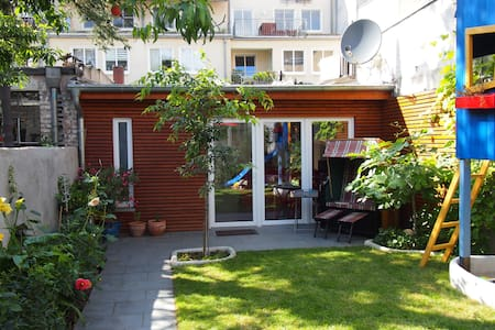 55m² großes loftartiges Gartenhaus - Colonia - Loft