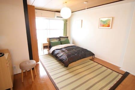 【New Room】Room of a Japanese taste♪ - Apartment