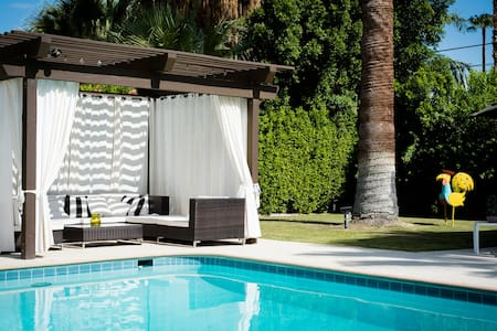 Paradise in Palm Springs – Casita - Ház