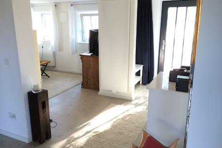 Wohlfühl Wohnen auf dem Apfelhof - Apartamento