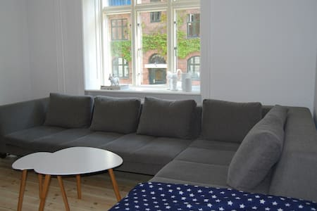 Family apartment Islands Brygge CPH