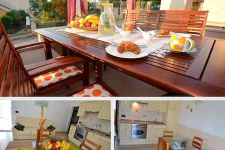 SUNshine app in Stela Maris, Wi-Fi - Apartmen