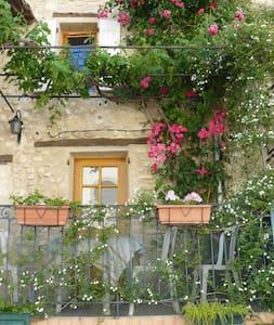 La treille à le Chaffaut Alpes de Haute  Provence - Apartment