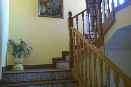 Apartamento en casa rural - Wohnung